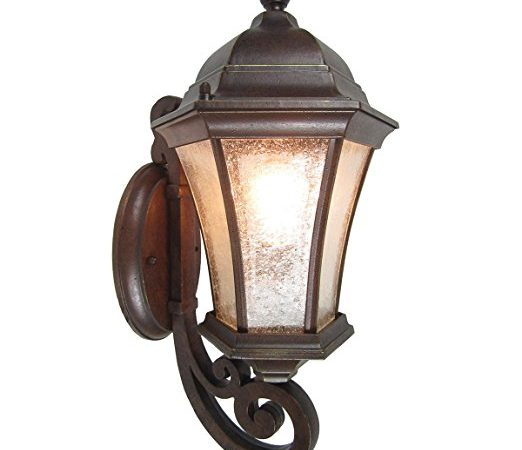 Gloucester 3-Light Outdoor Wall Lantern
